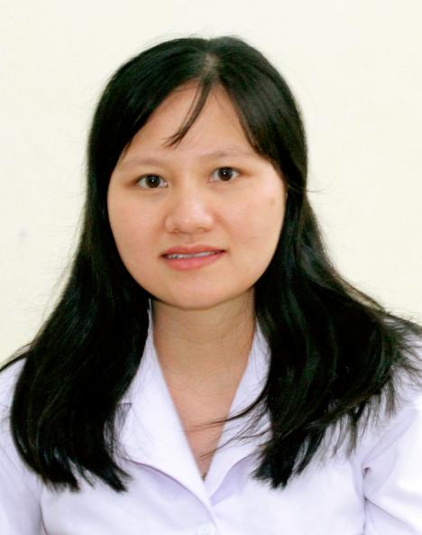 Thạc sĩ, BS. Nguyễn Thị Thảo